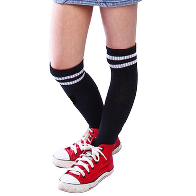 1 pair Ankle Sport Football Soccer Long Socks Over Knee High Sock Baseball Hockey #W21