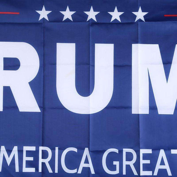 1 PC Business Hot Selling Drop Shipping Flags 3 By 5 Foot Flag Trump American Flag Polyester High Quality