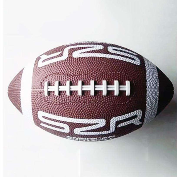 1 Piece American Football Ball Sizes 9 # Standard Rugby Usa American Soccer Ball Football American Ball Usa Rugby