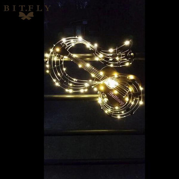 BITFLY 2M 20 Leds Christmas Lights String LED Copper Wire Fairy Lights for Festival Wedding Centerpiece Party Home Table Decor