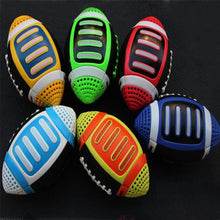 Colorful Size 3 Rugby Ball American Rugby Ball American Football Ball Sports And Entertainment For Kids Children Training