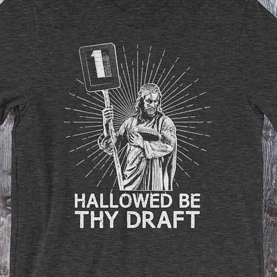 Fantasy Football League Shirt / Sundays are for Jesus and Football / Funny Football Shirts Men / Fantasy Football Shirts / Fantasy Football