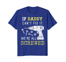 Funny Handyman Dad Shirt Fathers Day Gift from Wife Kids