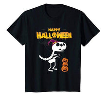 Funny Happy Halloween T-Rex Shirt - perfect gift