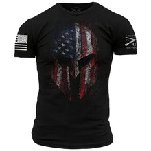 Grunt Style American Spartan 2.0 Men's T-Shirt