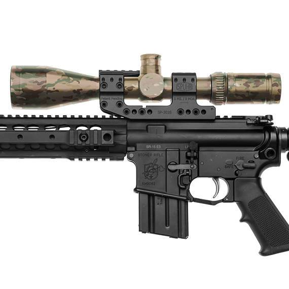 GunSkins Scope Skin Camouflage Optic Wrap (Military OCP)