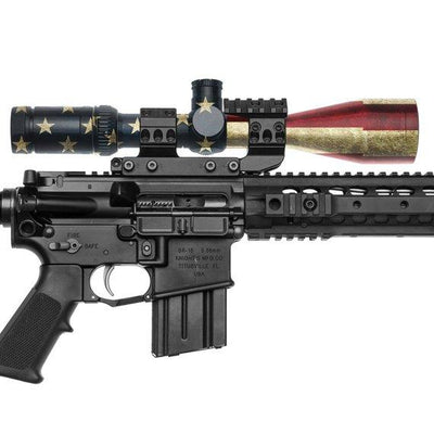 GunSkins Scope Skin Specialty Optic Wrap (America)