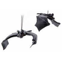 Halloween Entire Simulation Toy Bats Pendant Entire Air Defense Simulation Animals Hot April Fool's Day Halloween Decorations