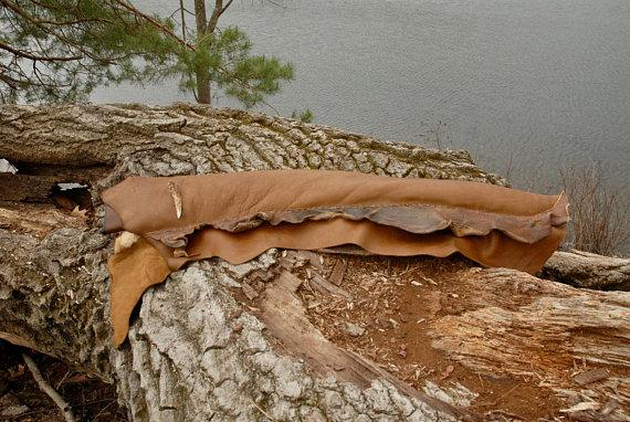 Handmade Cowhide Leather Gun Case, Shotgun/ Rifle Case, Hunting Gun Case, Long Gun Case, Leather Rifle Case, OOAK