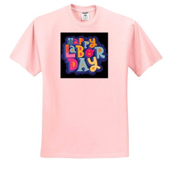 Happy Labor Day Funny Party Celebration - T-Shirts