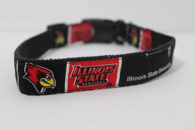 Illinois State hemp dog collar or leash