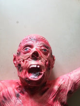 New 2017 Halloween Decoration Scary Room Red Broken Hanging Zombie horror mummified corpse bloody vampire haunted house bar prop