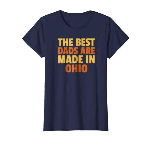 Ohio Best Dad Father's Day Gift T Shirt