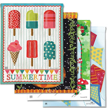 Playful BreezeArt Garden Flags Let You Celebrate Every Season (Bundle of 4 Different Flag Designs Plus a Tips Guide)