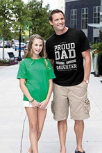 Proud Dad of A Freaking Awesome Daughter Funny for Dads T-Shirt