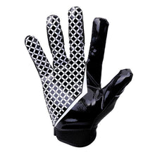 Seibertron Hot Classic Black American Football Gloves Outdoor Sport Camping Male and Female Durability Gloves Rugby Gloves