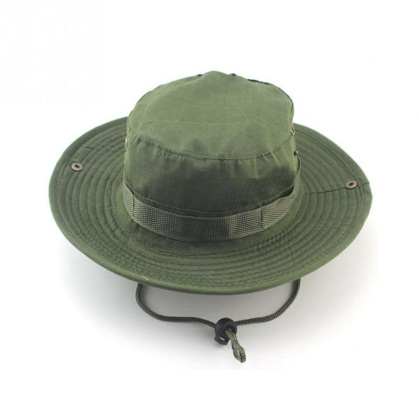 Tactical Airsoft Sniper Camouflage Boonie Hats Nepalese Cap Military Hats Army Mens Military Sunscreen Sombrero