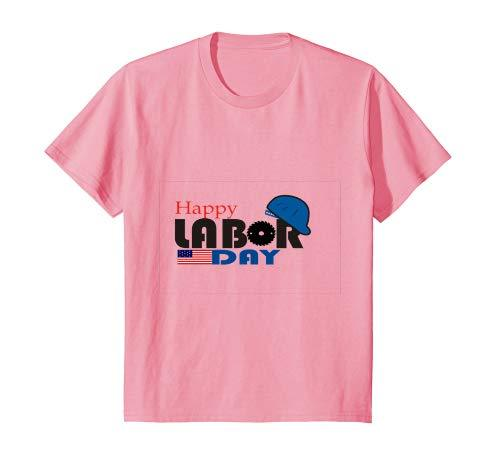 US Flag Holiday Shirt Gift For Happy Labor Day Men Women Kid