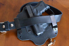 Walther PPS M1 Custom Lifetime Warranty IWB Hybrid Holster for Concealed Carry