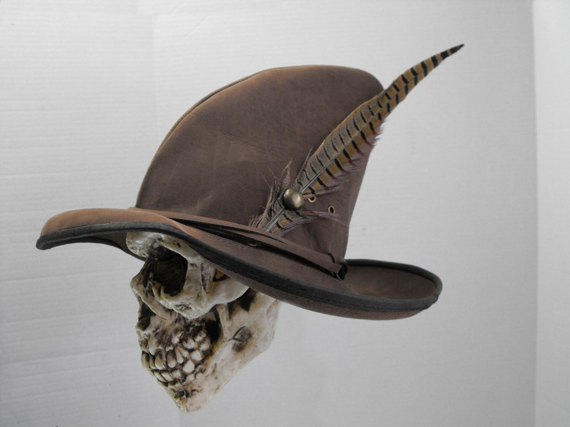 Hunter cosplay costume hat from Bloodborne video game, Attire outfit, Halloween cotume