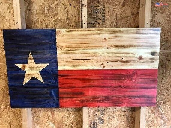 Medium Concealment Flag - Texas Flag