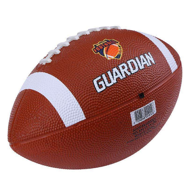 1pcs Soft Rubber AF9 No. 9 Rugby Ball American Football Training Sport Match For Child Kids Young Men Women Safety High Quality