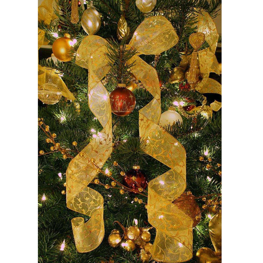Christmas Tree Decorations 2019.2019 Christmas Party Xmas Tree Ornaments 2m Tinsel Hanging Decorations Home Decor For Christmas Tree Wholesale Price 10 28