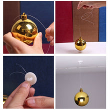 24 Pcs/Set Glitter Chic Christmas Tree Ball Baubles Xmas Party Wedding Hanging Ornament Christmas Decoration for home market