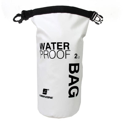 2L Waterproof Bag Dry Bag Multi-functional PVC Bag Ultralight Waterproof Pouch Rafting Camping Hiking Swimming Outdoor Travel