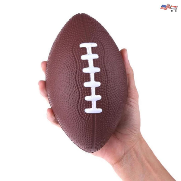 American Soccer Rugby Squeeze Ball - For Kids & Adults Birthday Christmas Gift