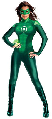 Rubie's Costume Co Secret Wishes Womens Green Lantern Uniform, Green, Small