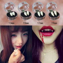 5 Styles Horrific Fun Clown Dress Vampire Teeth Halloween Party Dentures Props Zombie Devil Fangs Tooth With Dental Gum