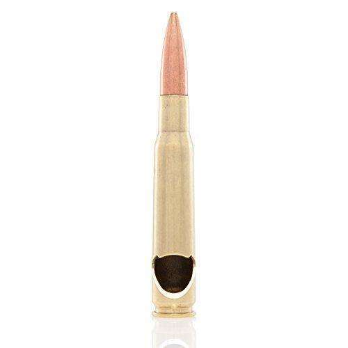 .50 Caliber Bottle Openers Set of 6 Made in the USA By Lucky Shot