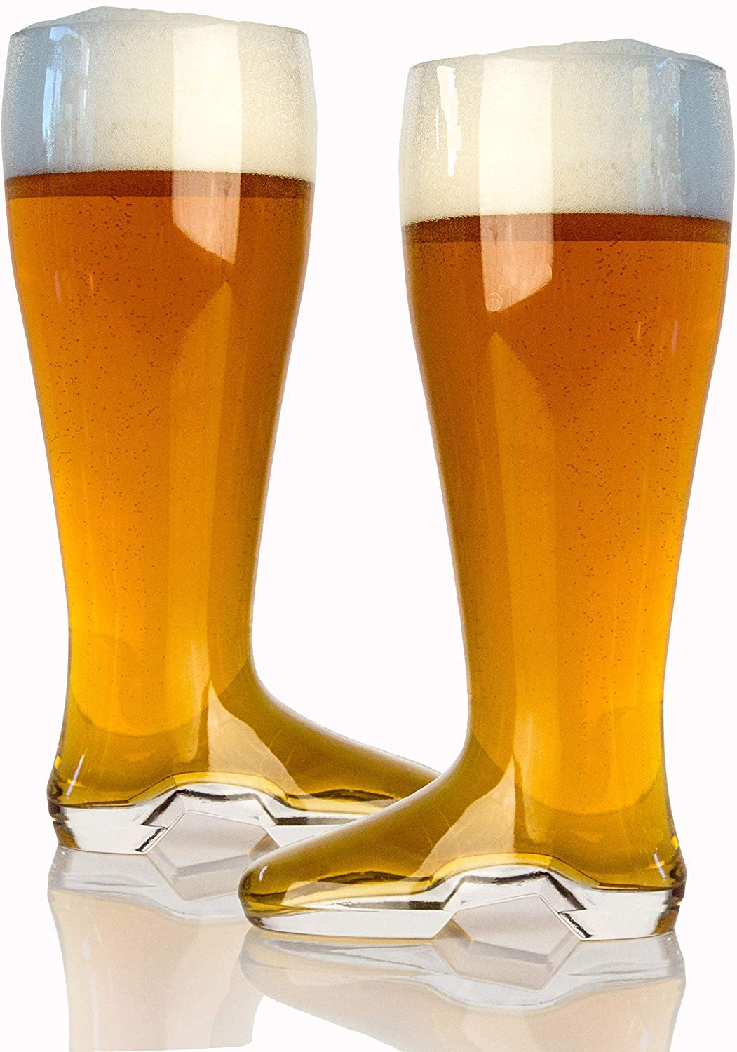 Domestic Corner - Das Boot - 2 Liter Large Beer Boot Oktoberfest Drinking Mug - Holds Over 5 Beers