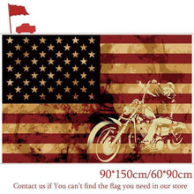 90*150cm 60*90cm 3X5FT Flag Of Pirate Riding Motorcycle American Priate Flags 90x150cm Customized Pirate Banners