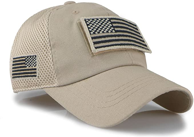 Embroidered Cap uS Army 0012