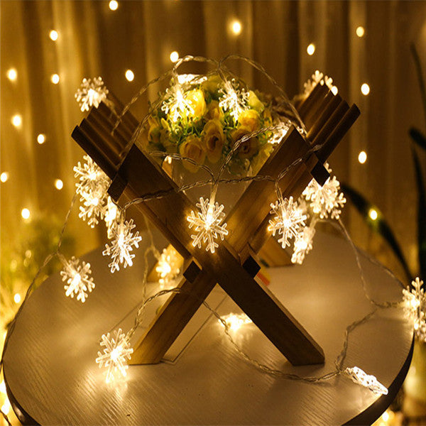 1 M 10 Lamp Photo Clip LED Battery Box LED Strip Light Christmas Decorations for Home New Year Decoration Natal.