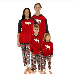 matching family outfits for christmas