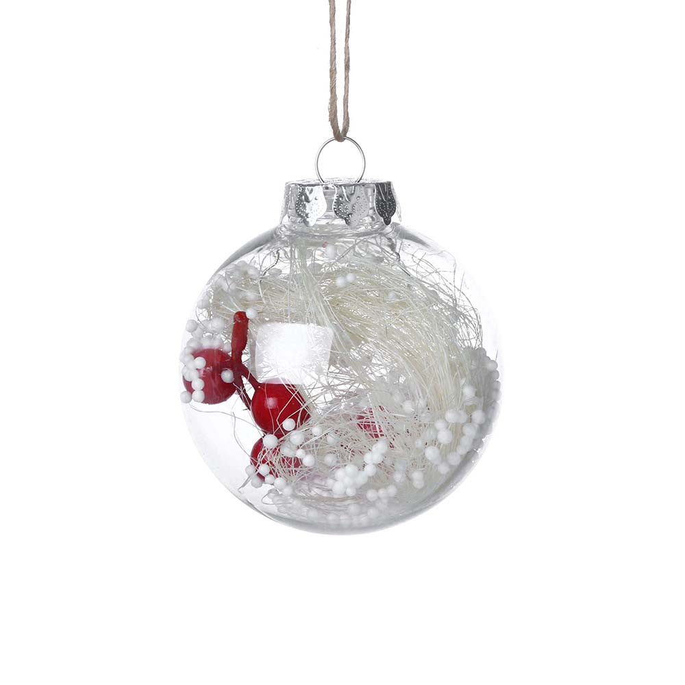 Christmas Tree Drop Ornaments Xmas Pendant Hanging Ball Christmas Decorations For Home 2018