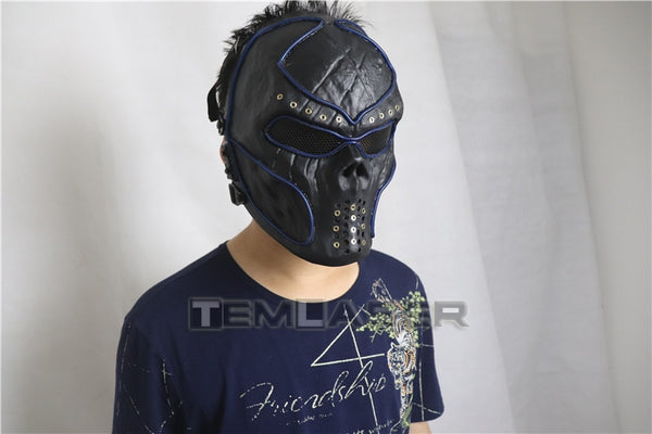 Halloween Luminous Light Up Fashion Laser Mask