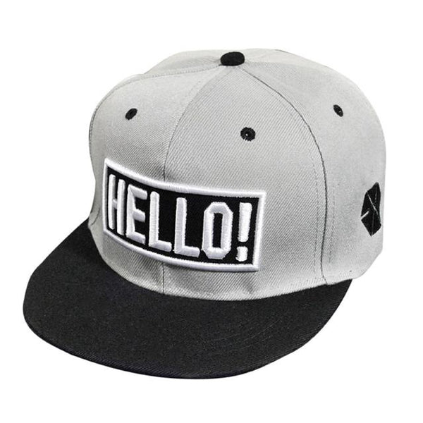 Feitong Hip Hop Hats Men Baseball Caps Women Embroidery Snapback Solid Colors Cotton European Style Classic Fashion Trend Hat