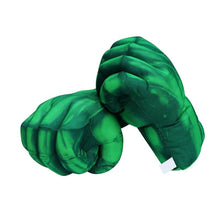 Festival Party DIY Decor Cotton Plush Hulk Gloves Superhero Cosplay Toys Gifts Children Halloween Christmas Kids Supplies