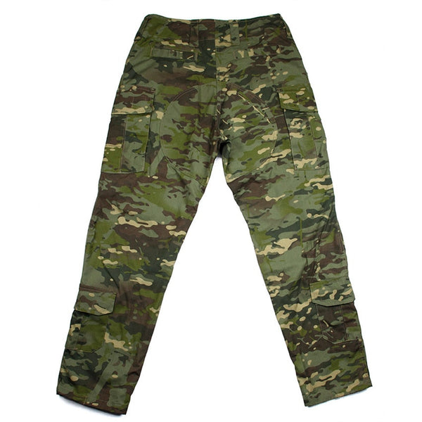 MTP  G3 Ripstop combat pants with knee protection / Tactical Army Ripstop Pants Multicam Tropic