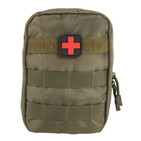 Outdoor Survival Tactical Medical First Aid Kit Molle Medical EMT Cover Emergency Military Package Hunting Utility Belt Bag Hot