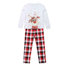 matching christmas pajamas set