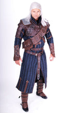 Geralt of Rivia Witcher 3 Wild Hunt cosplay costume, Wild Hunt game outfit