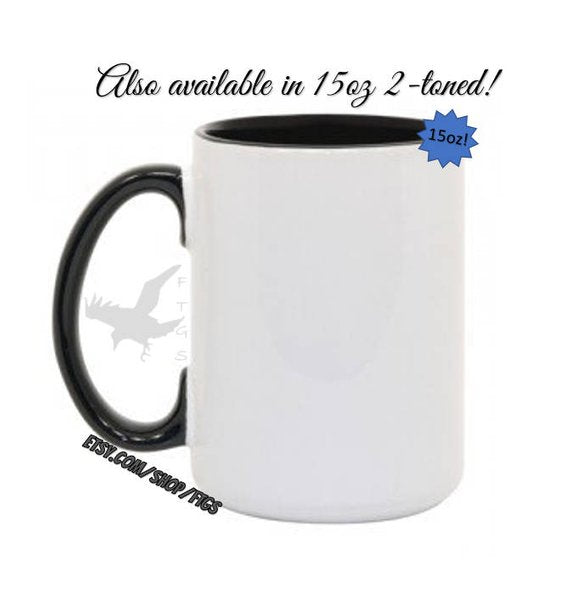 Fall Sh*t Halloween Coffee Mug / Cup