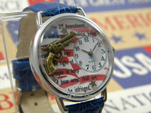 2nd Amendment Watch with gun
