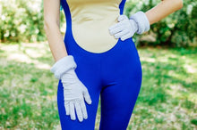 Sonic The Hedgehog Cosplay Costume from Sonic The Hedgehog Video Game, Sonic Halloween costume