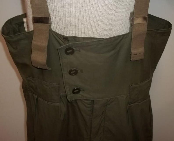 British RAF aircrew trousers cold weather flying suit boyfriend UK size 5 good condition clean presentable warm on winter jobs
